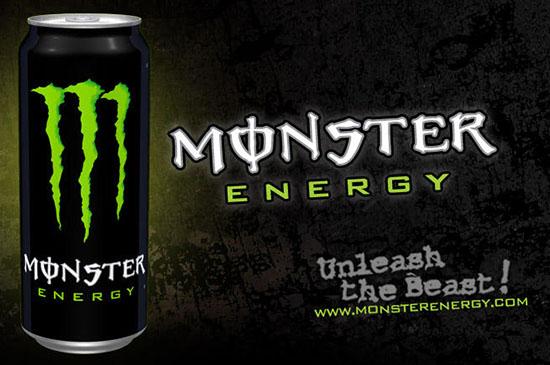 몬스터 에너지