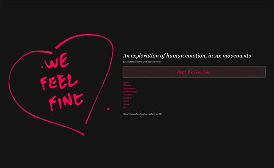 wefeelfine.org