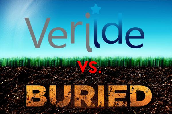 Veriide vs. Buried